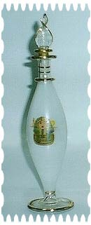 Egyptian Perfume Bottles - Glass Bottles - Model NPBT01