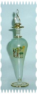Egyptian Perfume Bottles - Glass Bottles - Model NPBT02