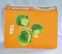 Egyptian Drinks - Tilia - 12 filter-bags Box