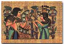 Tut Ankh Amun and his wife