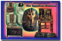 The Egyptian Museum Treasures