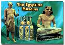 The Ancient Egyptian Writer